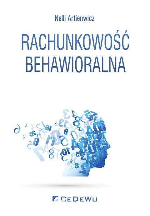 rachunkowość behawioralna Artienwicz